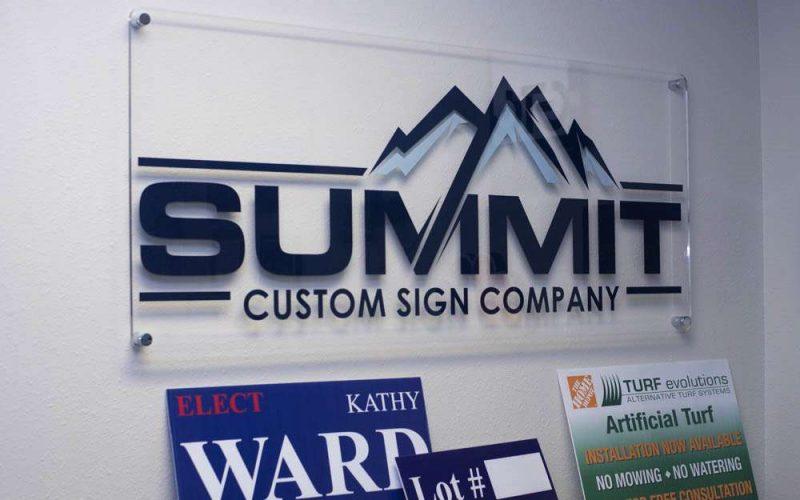 Business Signs in Colorado