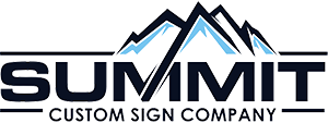 Custom sign company in Colorado Springs logo