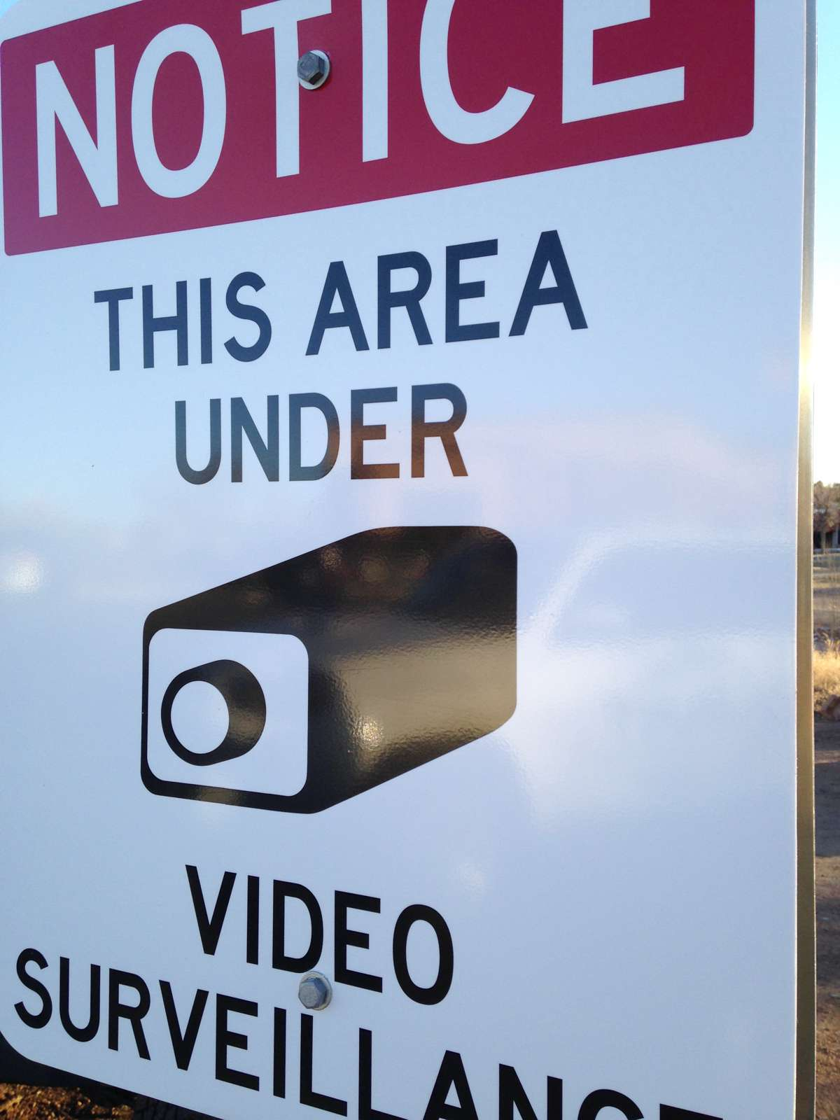 video surveillance sign - video-surveillance-sign