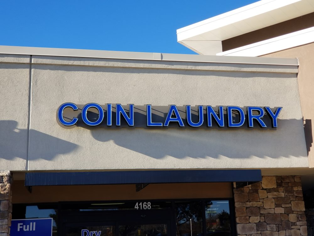 coin laundry reface w white trim - coin-laundry-reface-w-white-trim